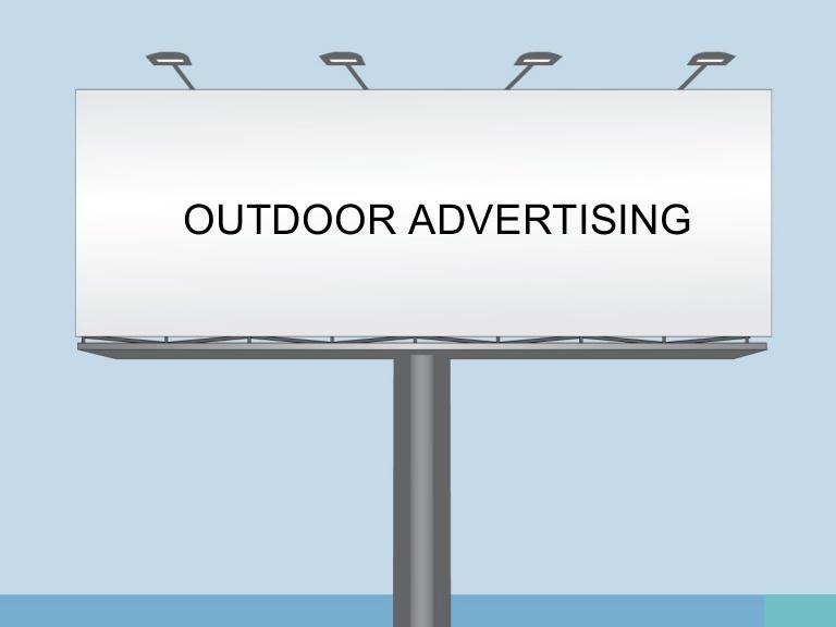 Traditional Advertisement